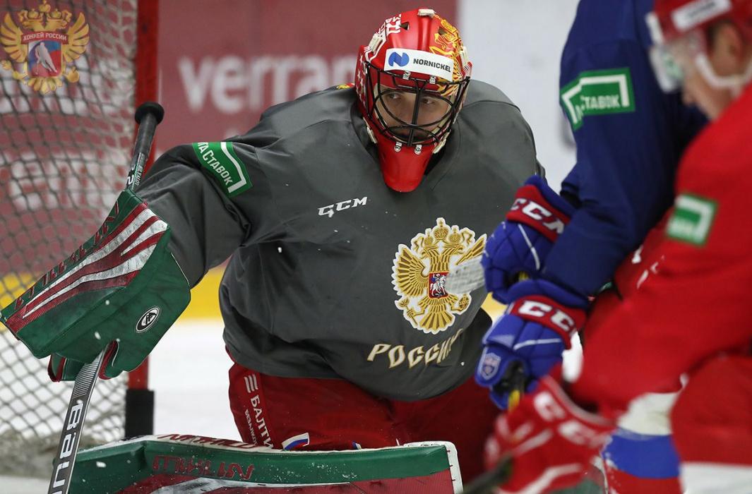 Билялов не попал в заявку на матч России против Швеции