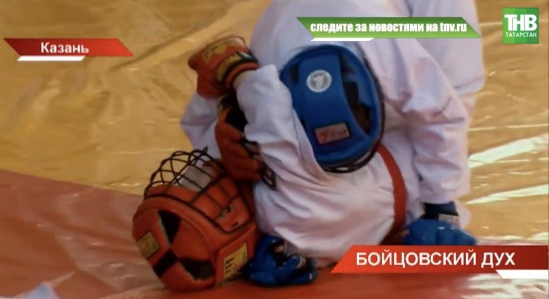 «Воля к победе»: в Казанском Суворовском училище проходят рукопашные бои (ВИДЕО)