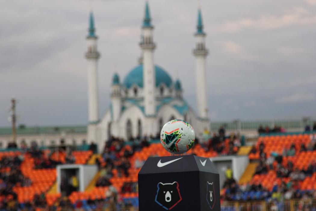 Татарстан попал в пятерку самых «футбольных» регионов России