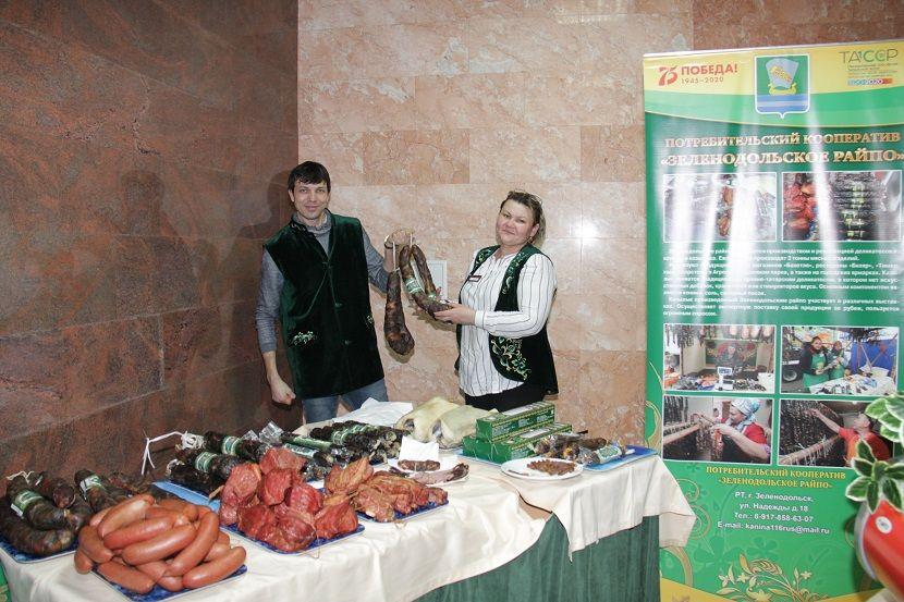 Татарстан вошел в топ-10 по производству мяса в России