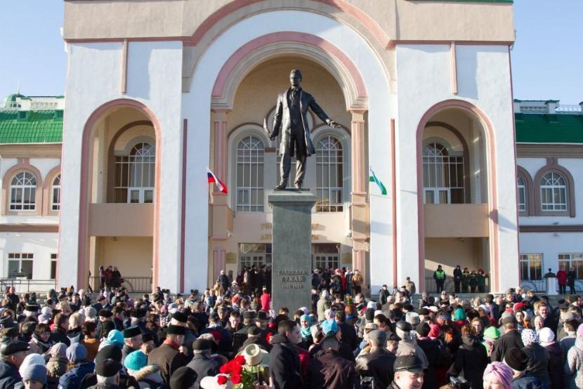 Площадь перед татарским театром в Уфе назовут именем Габдуллы Тукая