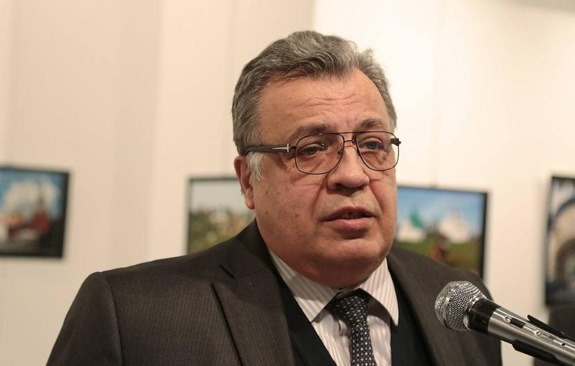 В Казани представят экспозицию, посвященную убитому в Турции послу РФ Карлову