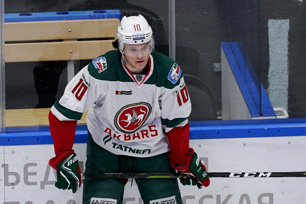 Форвард «Ак Барса» Воронков об отказе от драки: «Вышел играть в хоккей, а не драться»