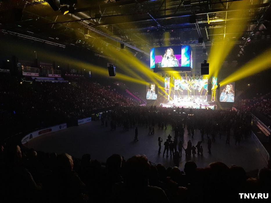 Гузель Уразова собрала друзей: на сольный концерт в Казани пришло 8 тысяч зрителей