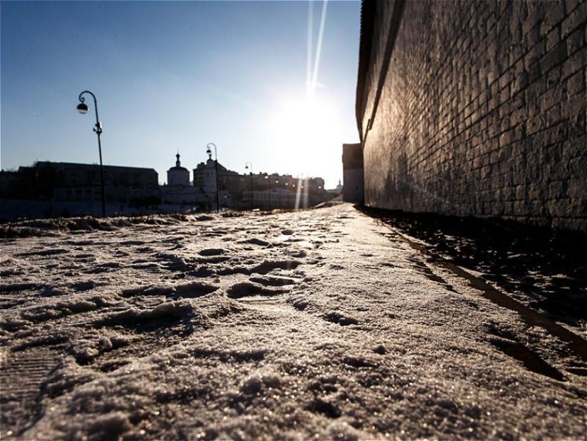 Гидрометцентр: В выходные дни температура в Татарстане не опустится ниже -19°