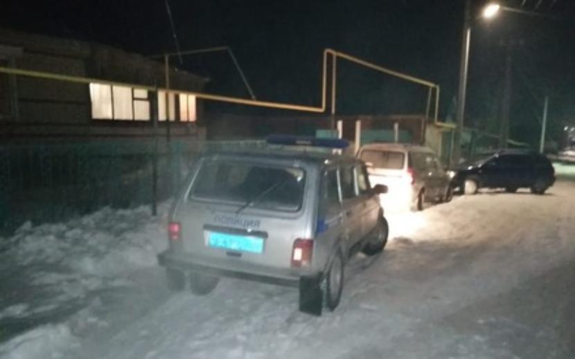 Житель Нурлата обнаружил в соседнем доме два трупа