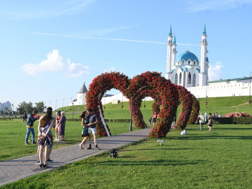 Поток желающих посетить Казань туристов вырос до 3,5 млн человек