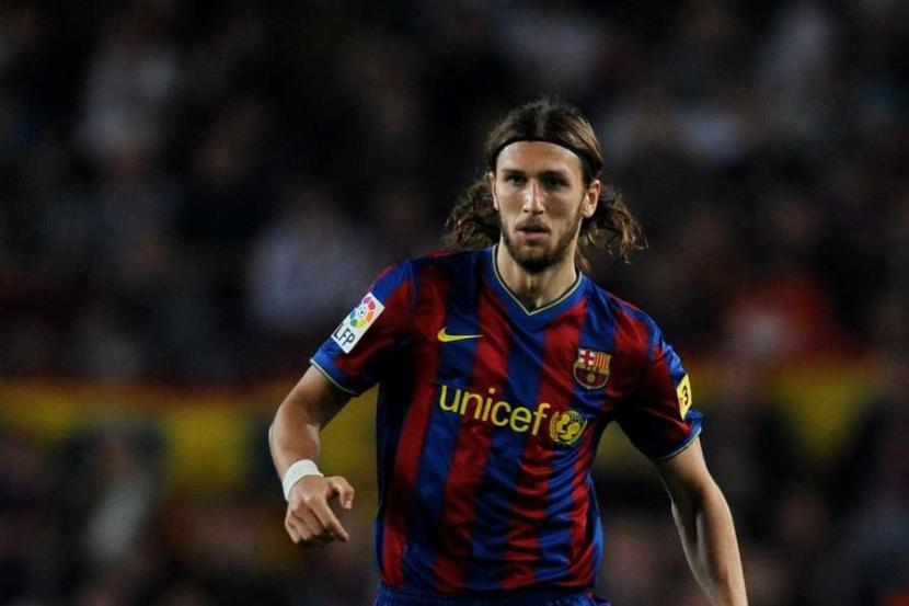 СМИ: Экс-защитник «Барселоны» Дмитрий Чигринский переходит в «Рубин»