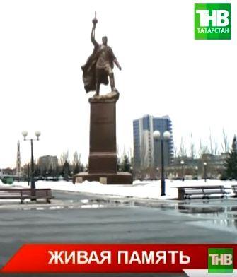«Прообраз Гази Загитова»: в Казани установят памятник воину-победителю (ВИДЕО)