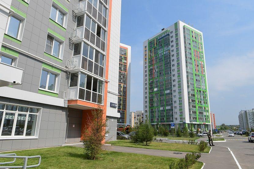 В Казани произошел рекордный рост цен на новостройки