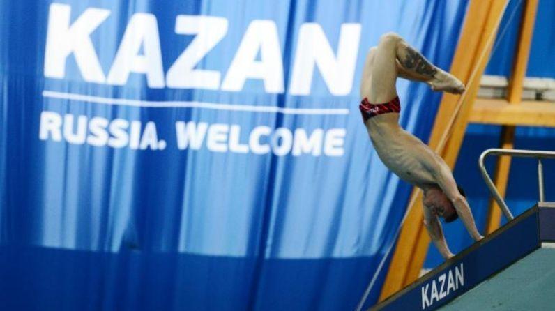 Казань потратит почти 30 миллионов на соревнования по водным видам спорта в 2020 году