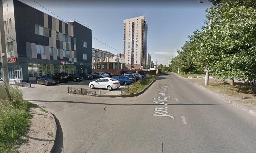 В Казани закроют проезд на участке улицы Абдуллы Бичурина