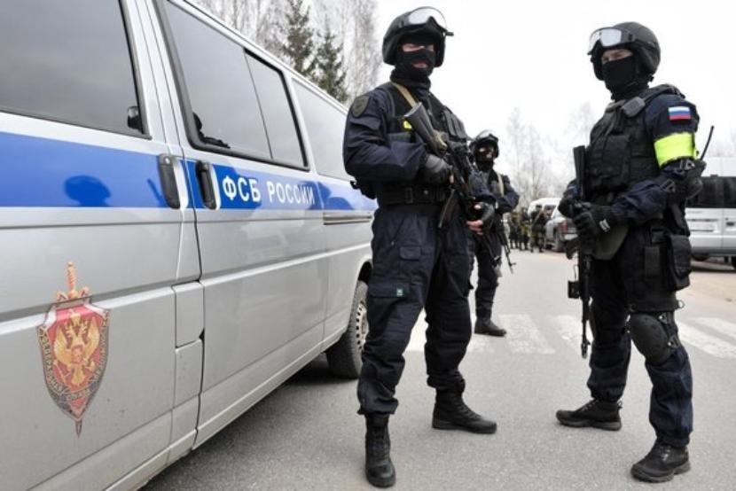 В Казани задержали трех членов запрещенной в РФ экстремистской организации