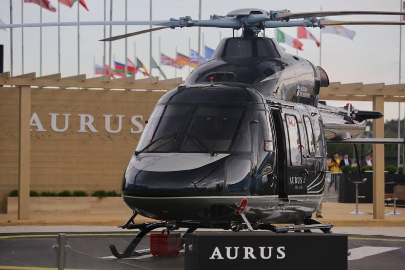 Росавиация одобрила выпуск вертолетов Ансат VIP-класса на заводе в Казани