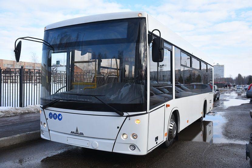Три типа пассажирских автобуса большой вместимости протестируют на улицах Челнов