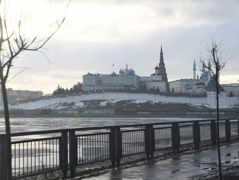 Аномально теплая зима в Татарстане вызвана необычной ситуацией в Арктике