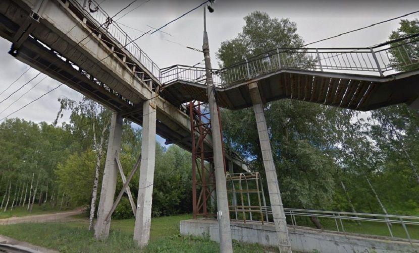 Отец ребенка-инвалида заставил власти Казани вернуть лифты в надземные переходы