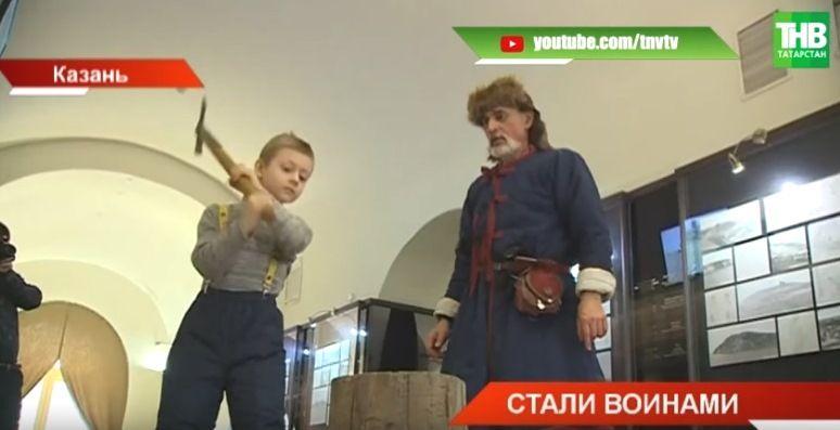 «Воин на все времена»: в Казани объявили исторический призыв (ВИДЕО)