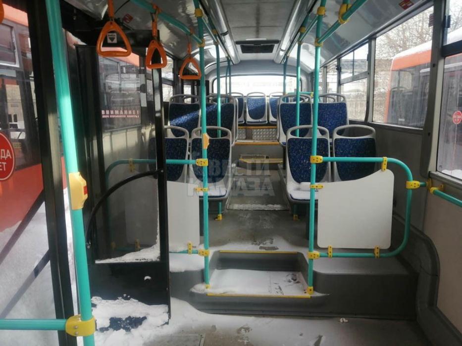 Вместо автобусов власти Челнов вернули «КАМАЗу» автохлам