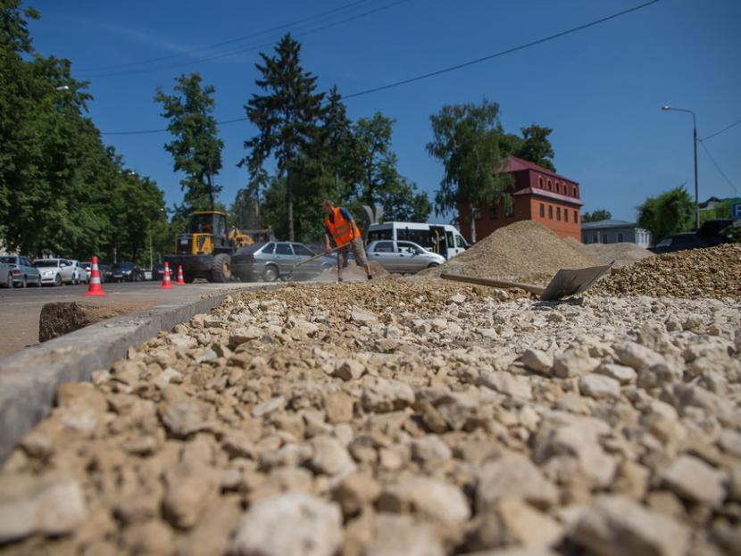 В аукционе на реконструкцию дорог Татарстана участвовали лишь местные компании