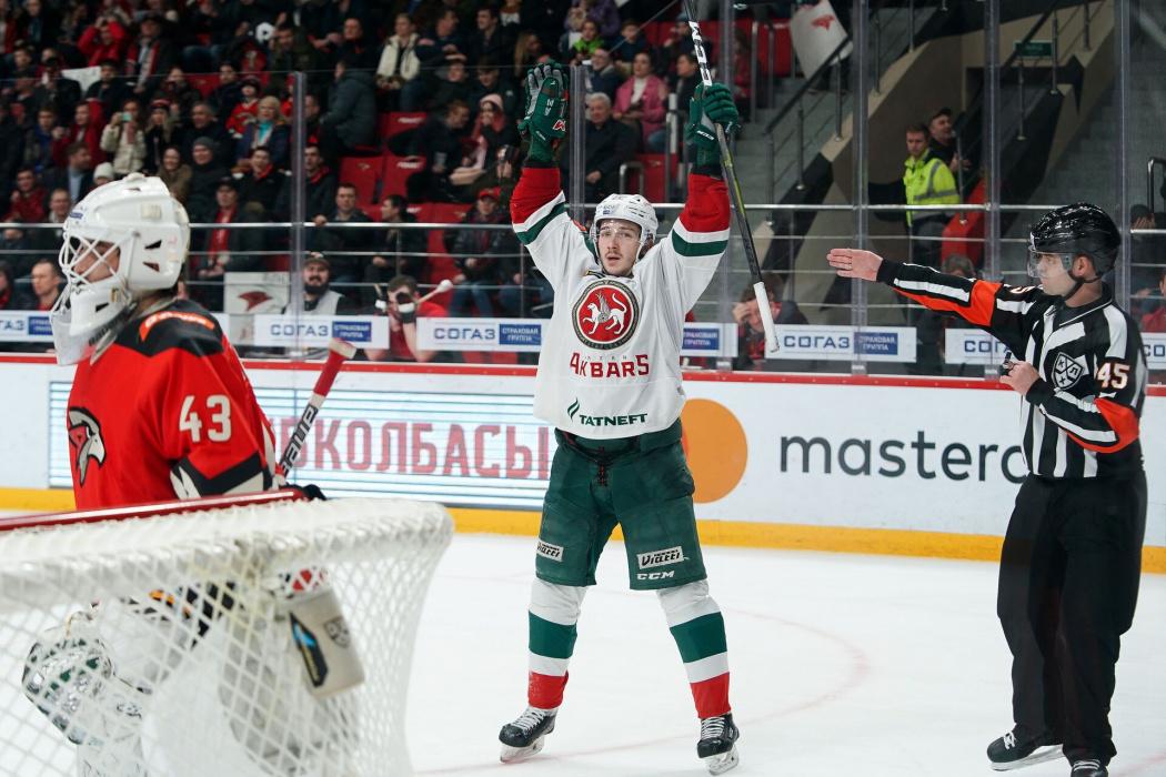 Галиев рассказал о тактике «Ак Барса» на плей-офф КХЛ