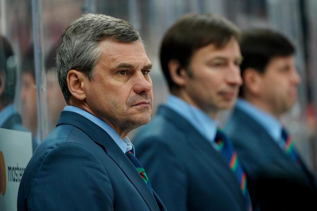 Квартальнов не смог назвать основного вратаря «Ак Барса» на плей-офф