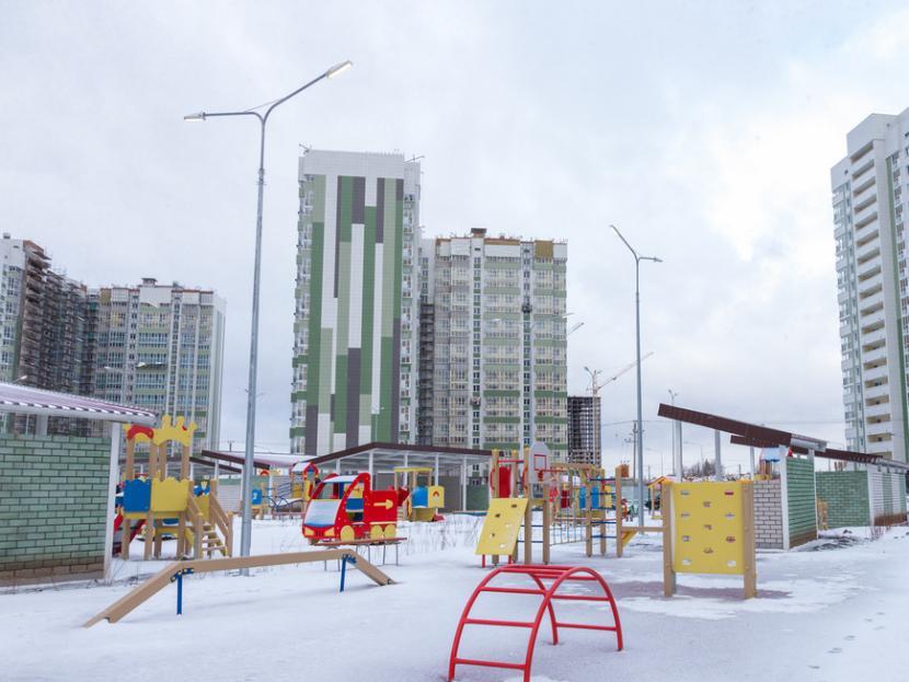 Первые метробусы в Казани планируют запустить в районе ЖК «Салават Купере»