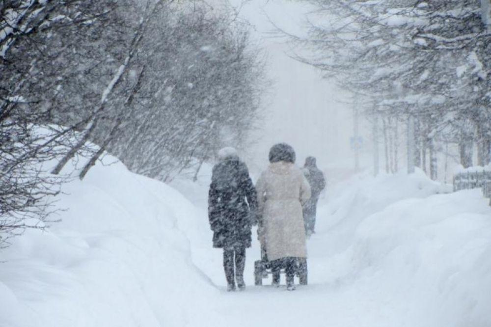 МЧС: в ближайшие сутки ожидается резкое ухудшение погоды