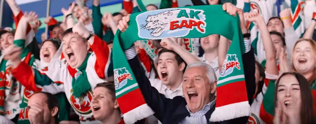 Билялетдинов исполнил главную роль в проморолике «Ак Барса» перед плей-офф (ВИДЕО)
