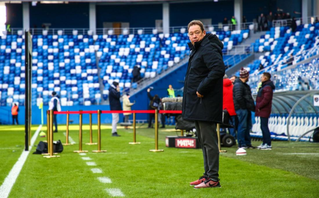 Мы продолжаем КВН: Слуцкий начал в «Рубине» хуже, чем Шаронов закончил