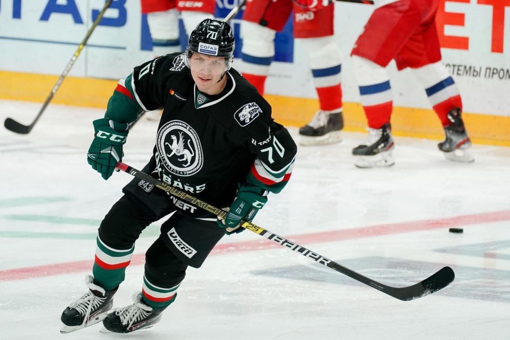 Санников может провести 600-ю игру в КХЛ в матче «Ак Барса» и «Нефтехимика»