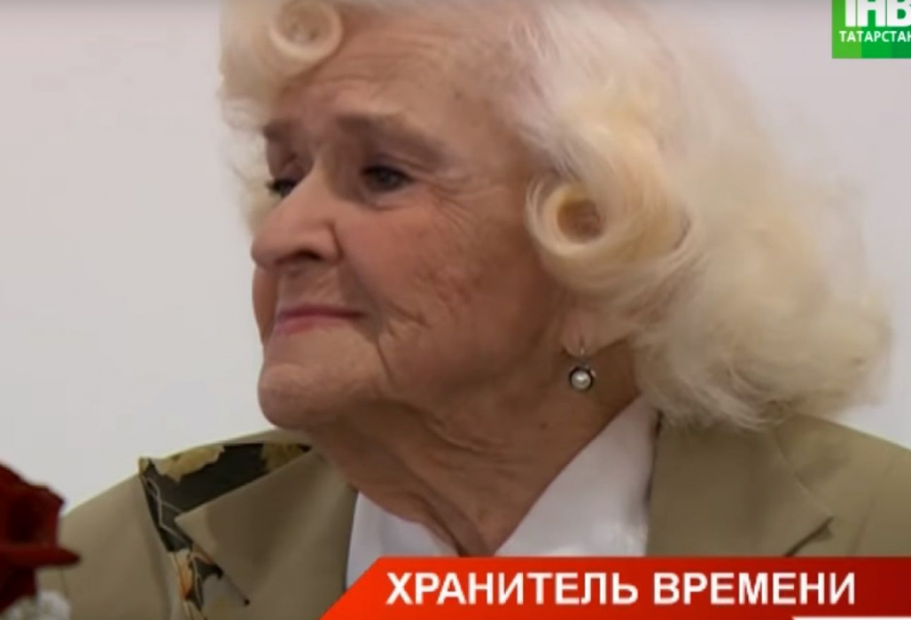 «Хранитель времени»: самому известному музейщику Татарстана – 95
