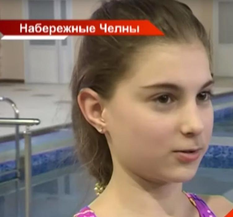 «Спасение на воде»: школьница из Челнов спасла тонущего мальчика в бассейне