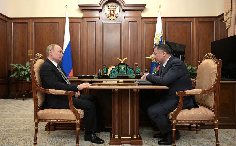 В России создали штаб по реализации национального проекта «Жилье и городская среда»
