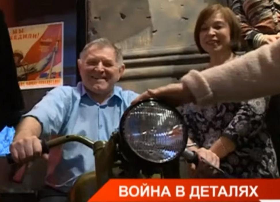 «Стена героев»: в Казани открылась новая экспозиция в музее-мемориале Великой Отечественной войны