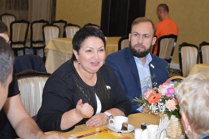 СМИ: вместо Бильгильдеевой «Справедливую Россию» в РТ возглавит Альмир Михеев