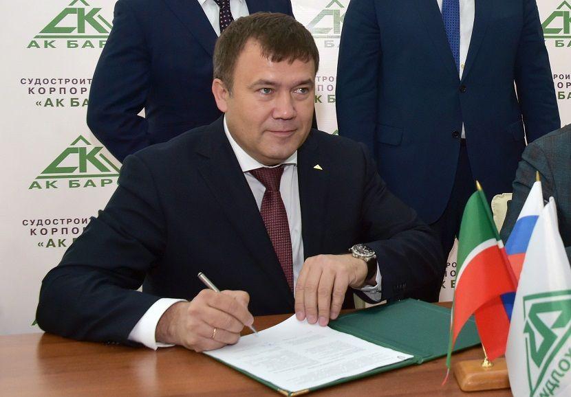 Суд оставил на свободе гендиректора судостроительной корпорации «Ак Барс»