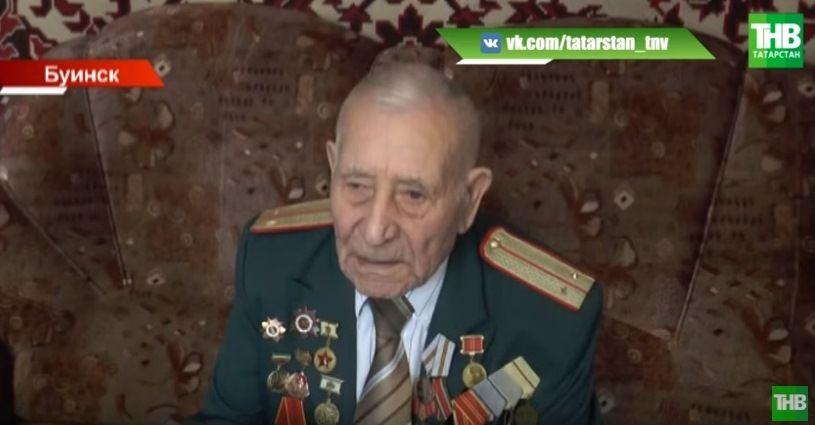 Буинский предприниматель сделал в квартире ремонт фронтовику из Татарстана (ВИДЕО)