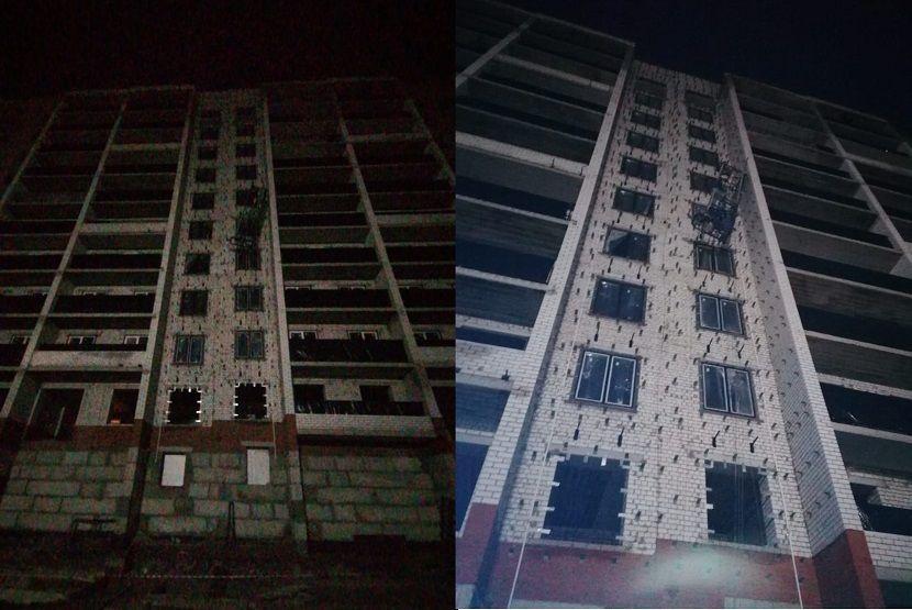 Скончался еще один из рабочих, упавших со строящейся многоэтажки в Казани