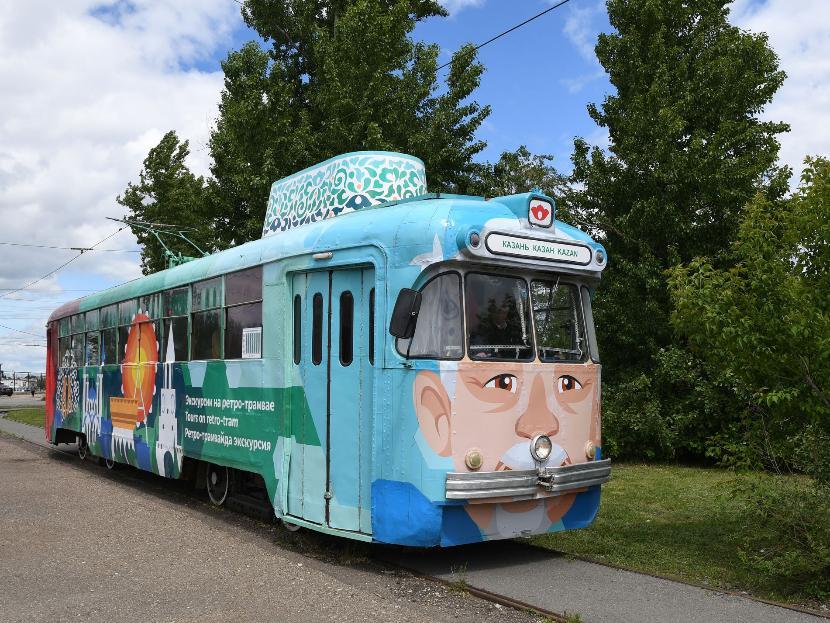В центре Казани вновь планируют пустить трамваи