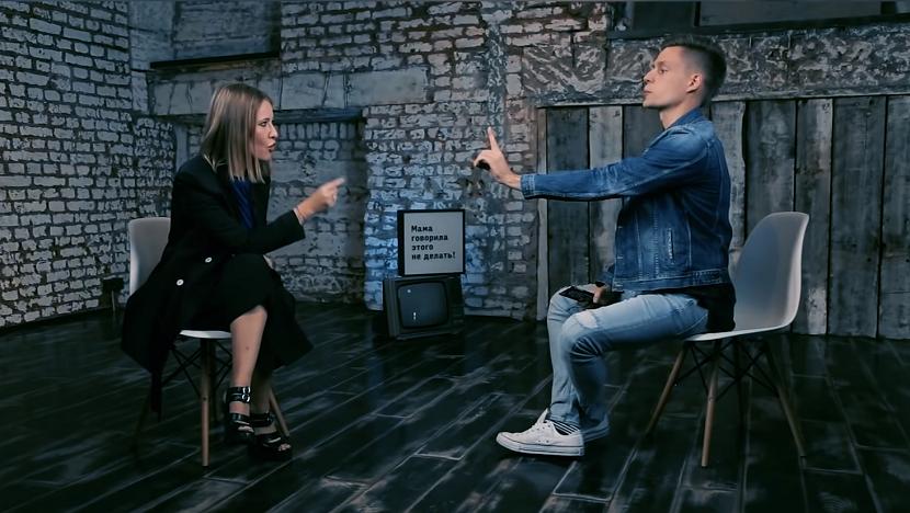Стало известно сколько Юрий Дудь и Ксения Собчак зарабатывают в YouTube
