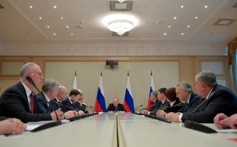 СМИ: Путин запланировал разрыв сделки с ОПЕК для удара по экономике США