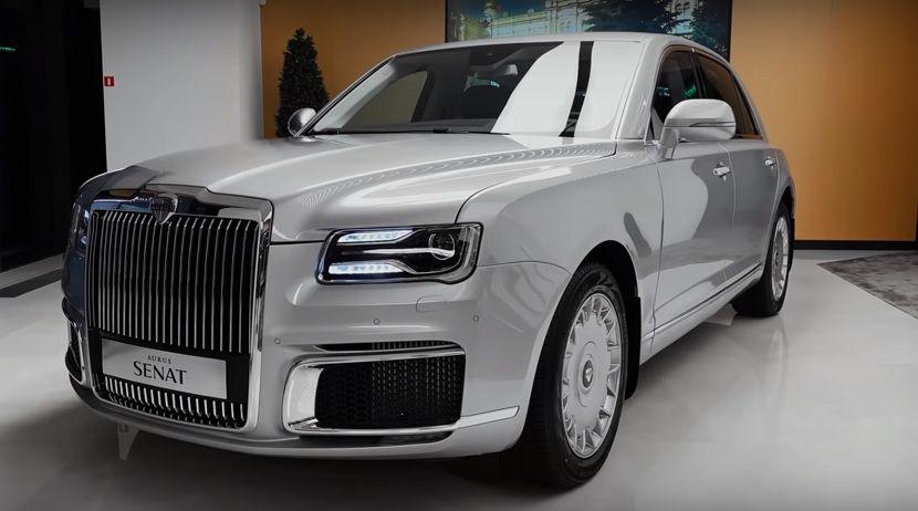 Серийное производство российских VIP-автомобилей запустят в Татарстане