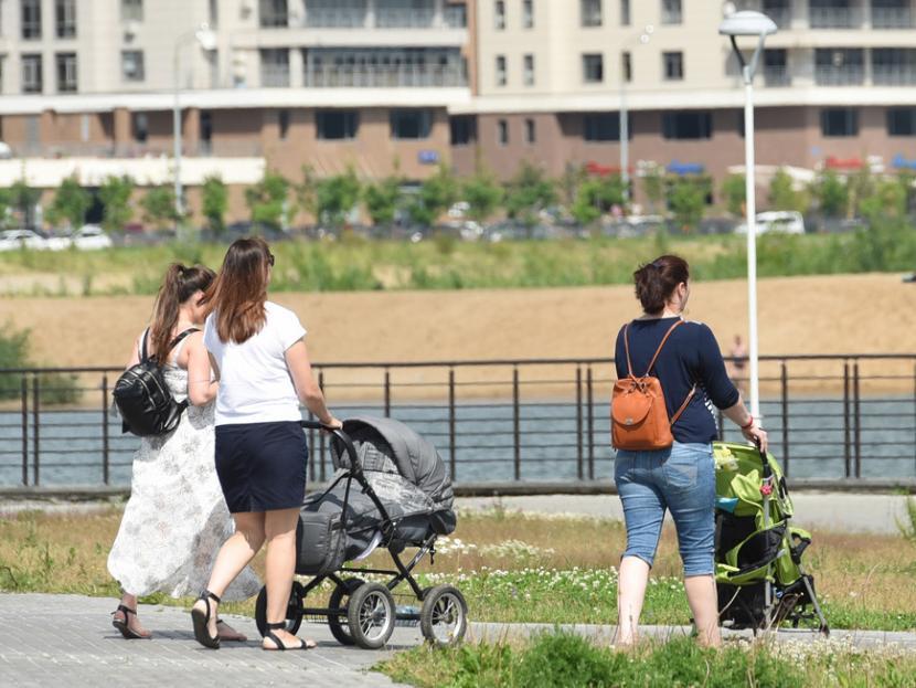 На соцподдержку семей в Татарстане обещают выделить 21 млрд рублей
