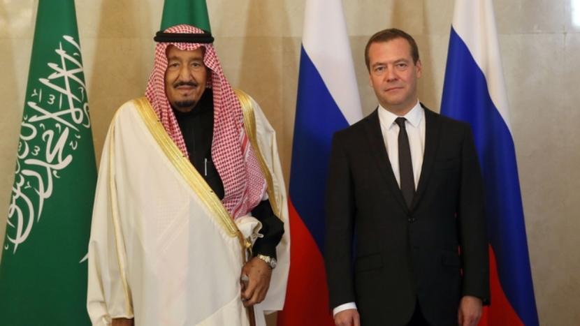 Саудовская Аравия не станет вести переговоры с Россией об объемах добычи нефти