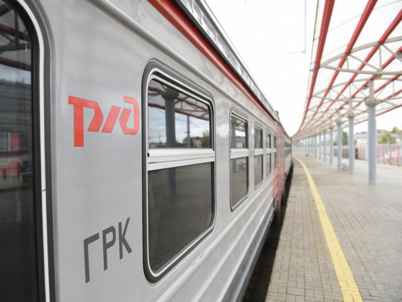 Первый транзитный поезд в Крым пройдет через Казань 29 апреля