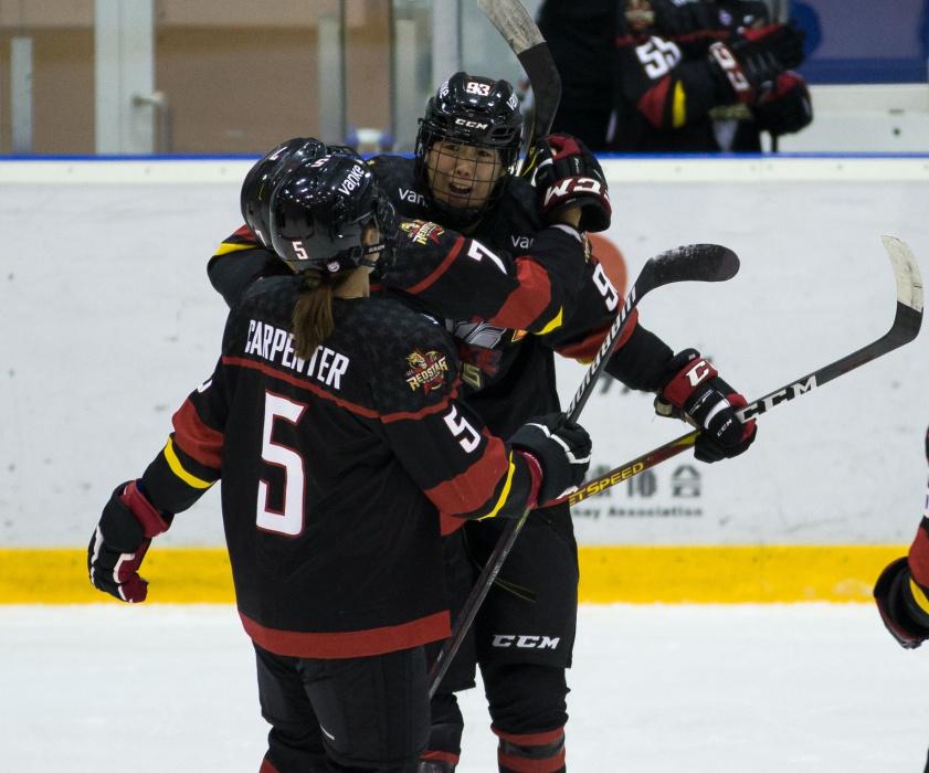 Китайский клуб стал чемпионом женской хоккейной лиги России