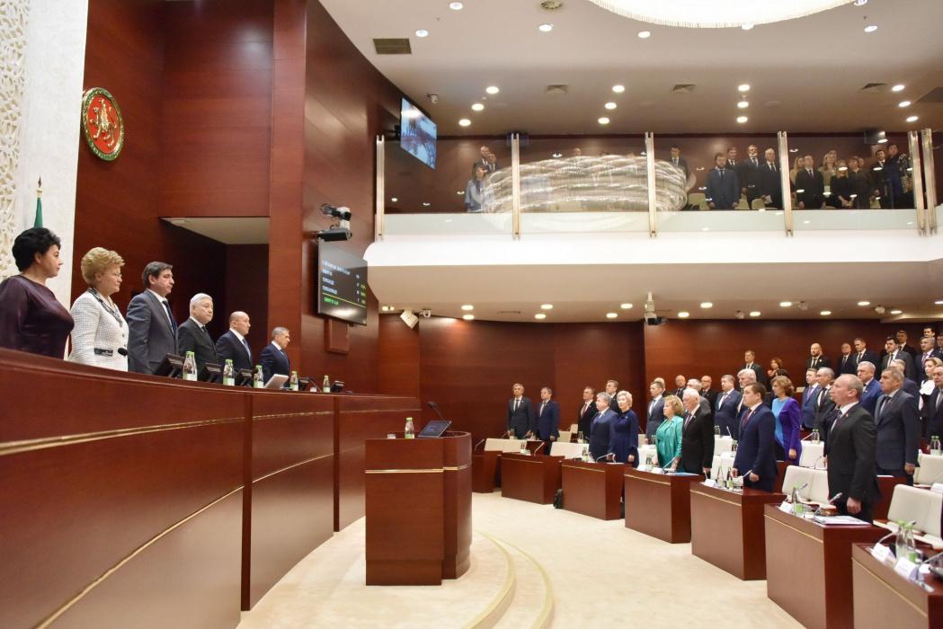 Госсовет Татарстана поддержал поправки в Конституцию России