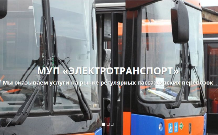 Из-за крупных долгов МУП «Электротранспорт» объявило себя банкротом