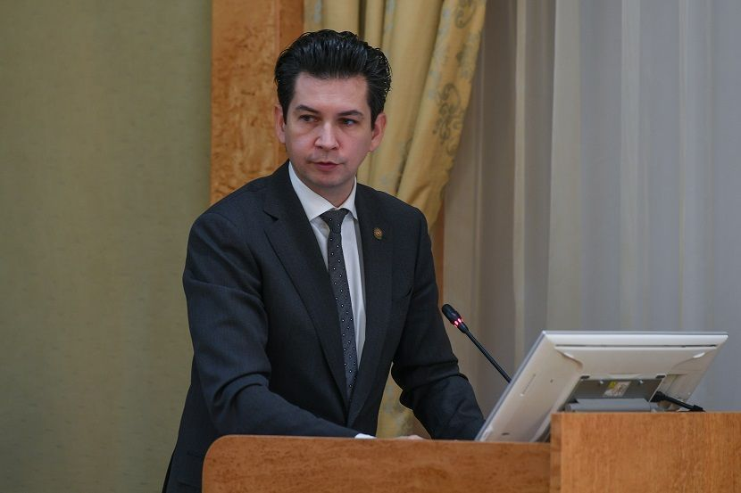 Фарид Абдулганиев: В статусе самозанятых находятся 63 000 жителей Татарстана